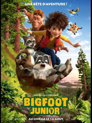 Bigfoot Junior FRENCH DVDRIP 2017