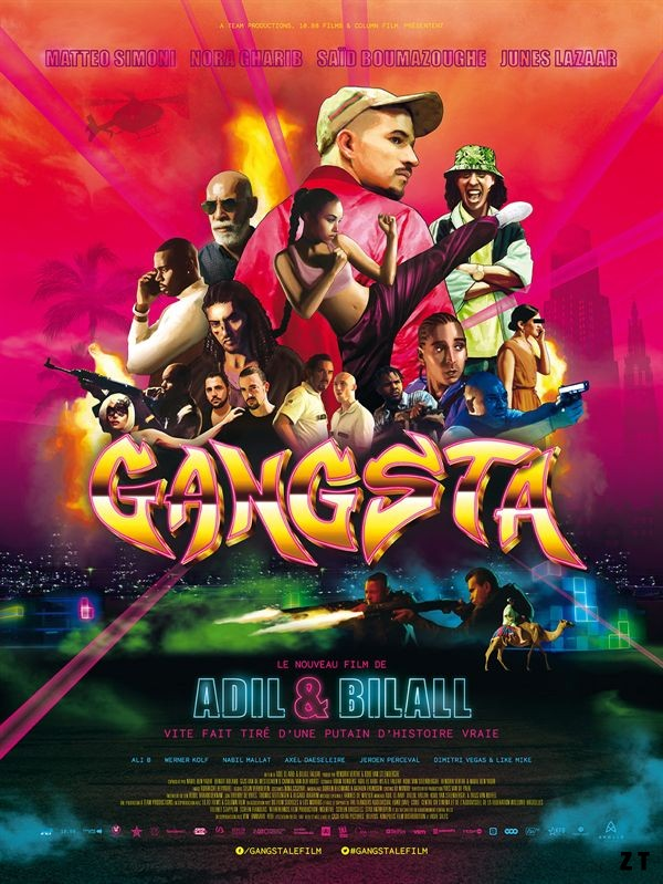 Gangsta FRENCH WEBRIP 1080p 2018
