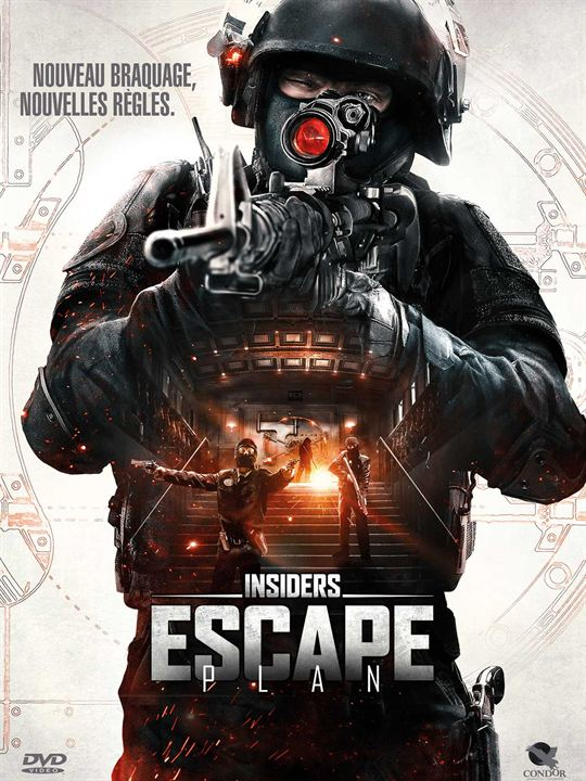 Insiders: Escape Plan FRENCH DVDRIP x264 2018