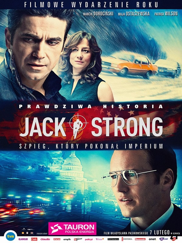 Jack Strong FRENCH BluRay 1080p 2018