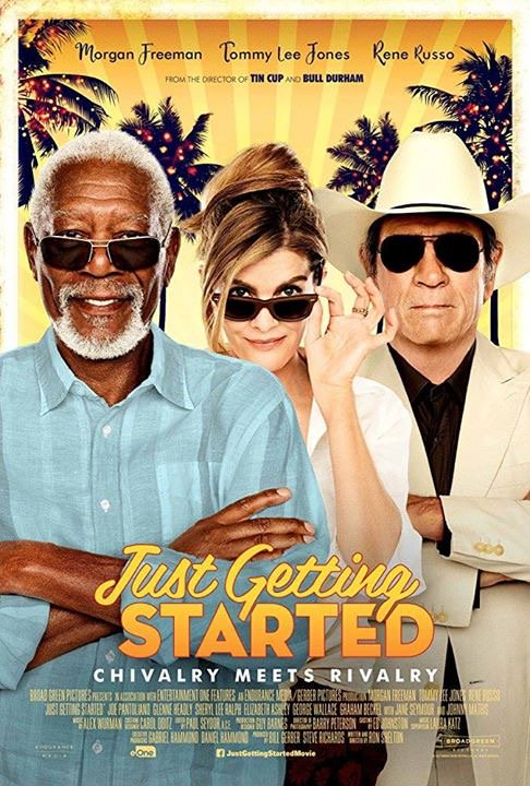 Just Getting Started FRENCH WEBRIP 1080p 2018