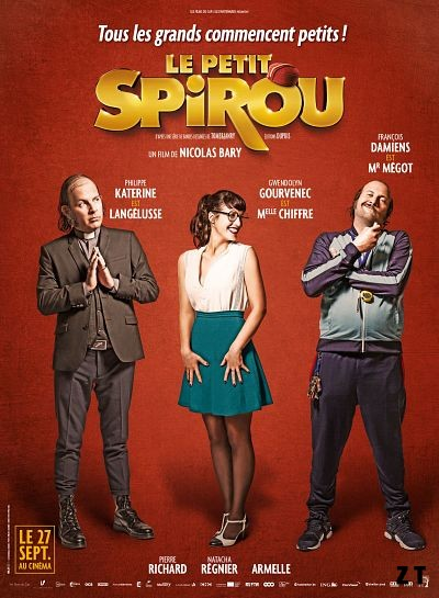Le Petit Spirou FRENCH DVDRIP 2018