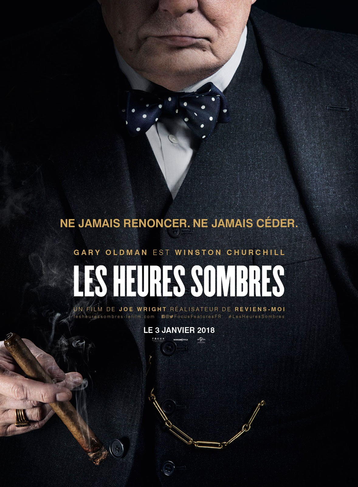 Les heures sombres FRENCH WEBRIP 2018