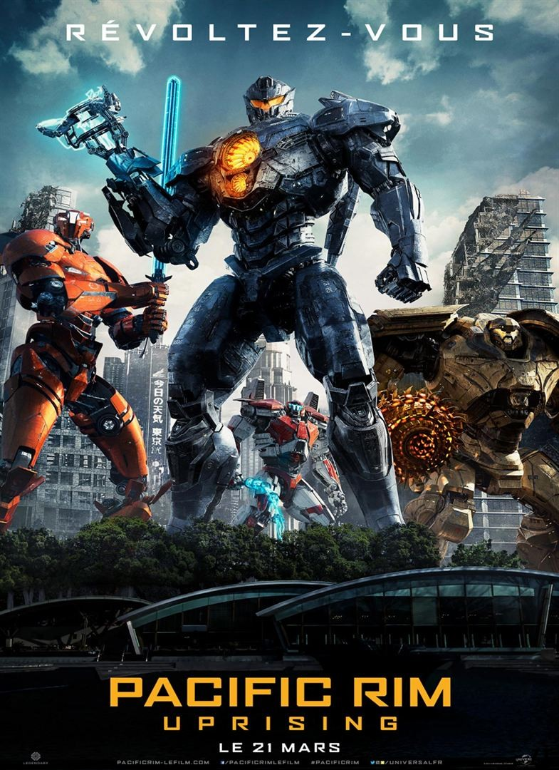 Pacific Rim 2 : Uprising FRENCH WEBRIP 2018