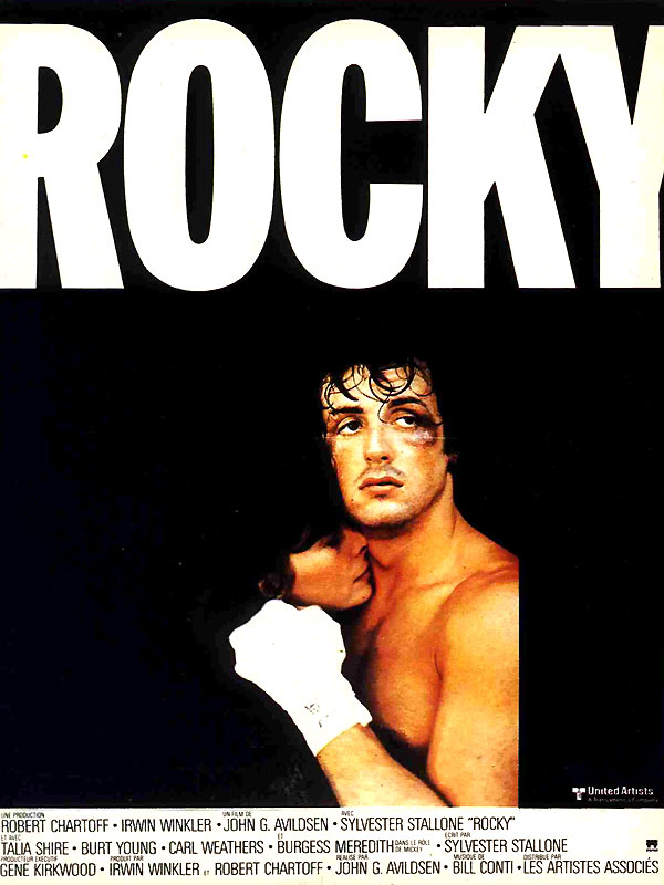 Rocky Integrale FRENCH HDlight 1080p 1976 - 2007