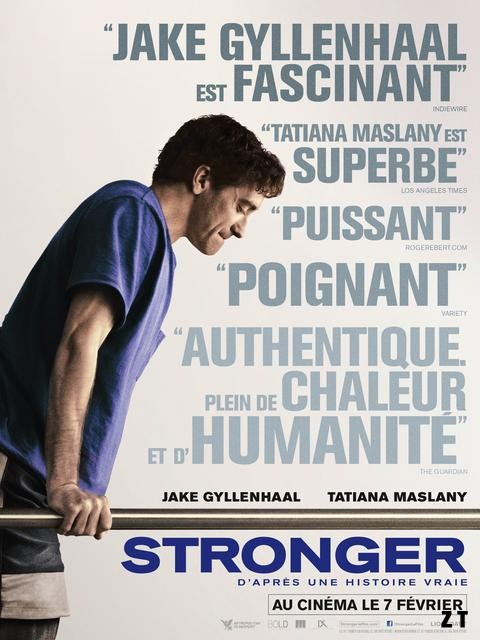Stronger FRENCH BluRay 1080p 2017