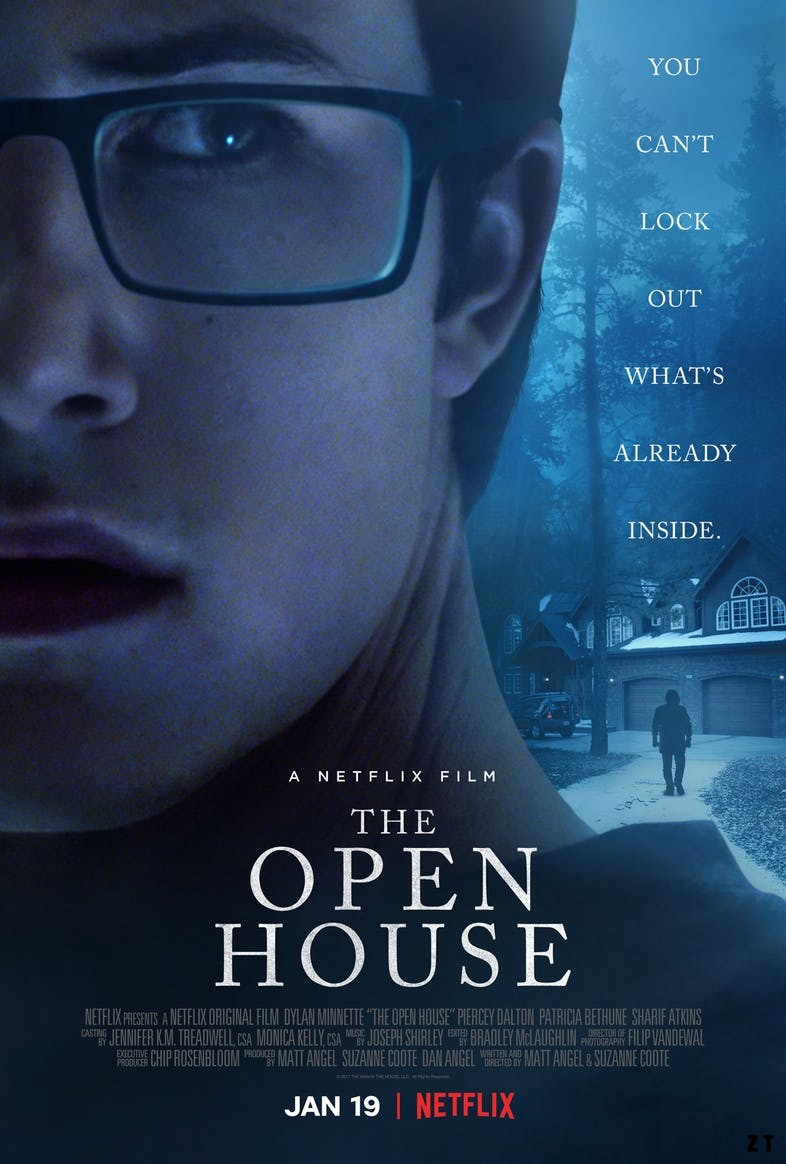 The Open House FRENCH WEBRIP 720p 2018