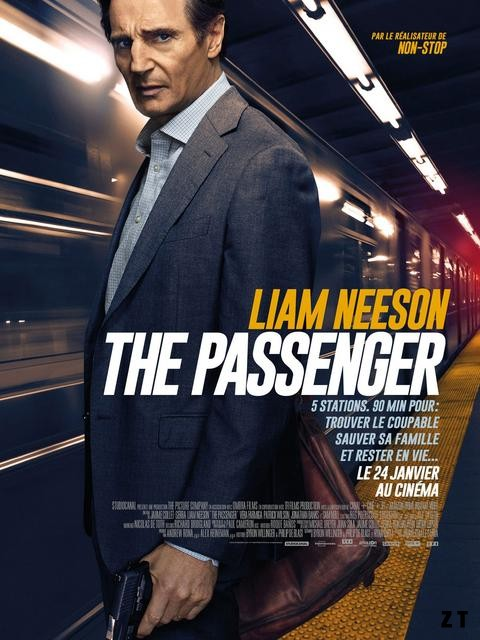 The Passenger FRENCH HDlight 1080p 2018