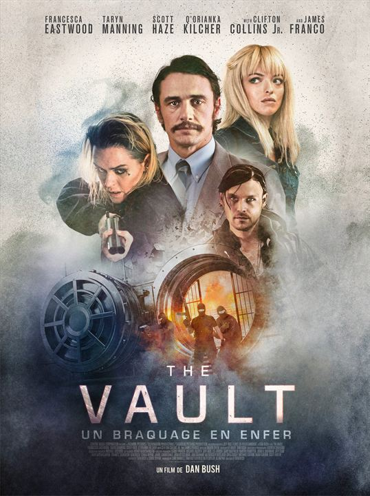 The Vault FRENCH BluRay 720p 2018