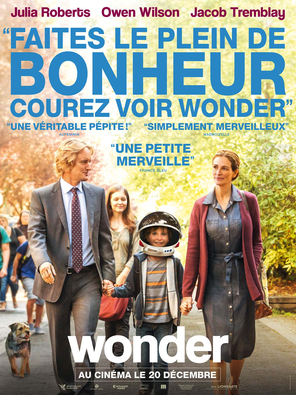 Wonder FRENCH WEBRIP 720p 2018